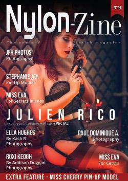 Nylon-Zine 48 cover Julien Rico