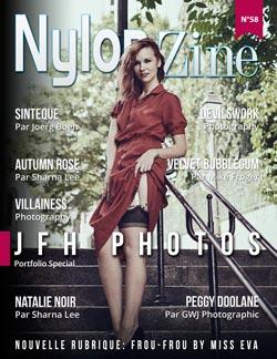 Nylon-Zine 58 cover French Edition - JFH Photos