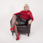 Jackie Leather Chair 015