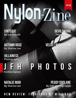 Nylon-Zine 58 cover English Edition - JFH Photos
