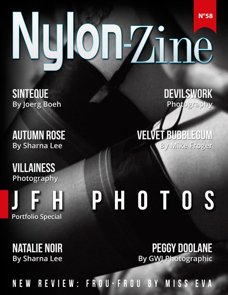 Nylon-Zine 58 cover English Edition - JFH Photos