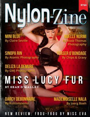 Nylon-Zine 64 Miss Lucy Fur